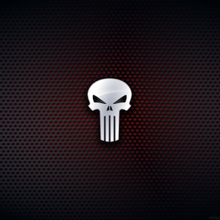 The Punisher, Marvel Comics - Obrázkek zdarma pro iPad mini