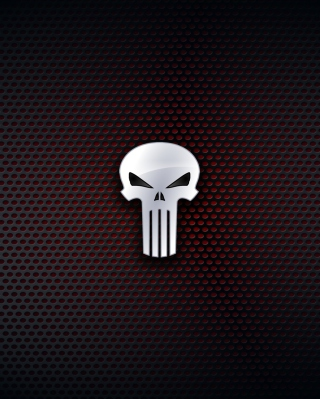 The Punisher, Marvel Comics - Obrázkek zdarma pro iPhone 3G