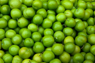 Kostenloses Green Apples - Granny Smith Wallpaper für Android, iPhone und iPad