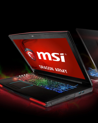 MSI Dragon Army Wallpaper for Nokia C1-01