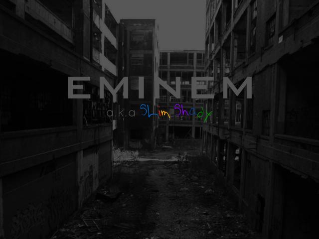 Eminem - Slim Shady for Huawei M865