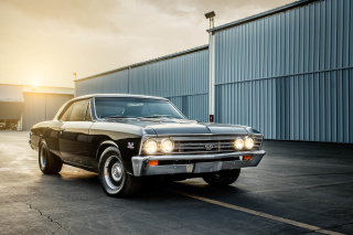 1967 Chevrolet Chevelle SS sfondi gratuiti per cellulari Android, iPhone, iPad e desktop