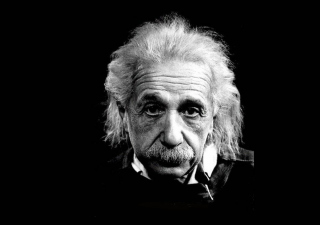 Einstein Wallpaper for Widescreen Desktop PC 1920x1080 Full HD