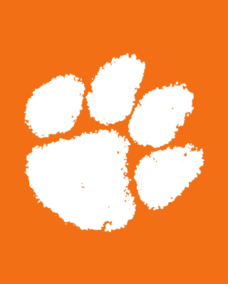 Clemson Tigers Wallpaper for HTC Titan