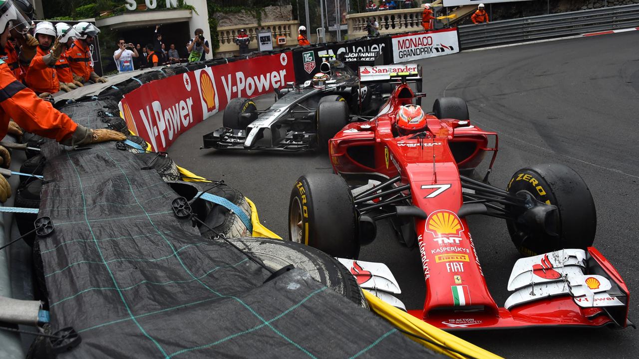 Ferrari Formula 1 Monaco