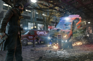 Watch Dogs sfondi gratuiti per Sharp Aquos SH80F