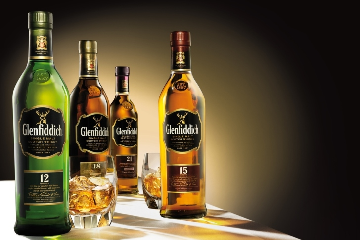 Screenshot №1 pro téma Glenfiddich special reserve 12 yo single malt scotch whiskey