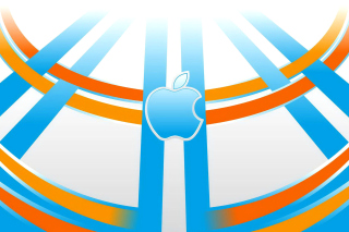 Apple Emblem Background for HTC EVO 4G