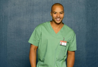 Free Scrubs - Donald Faison Picture for Android, iPhone and iPad