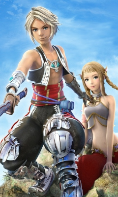 Vaan and Penelo - Final Fantasy XII para Samsung GT-S5230 Star