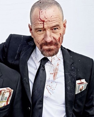 Breaking Bad Gang sfondi gratuiti per Nokia 5800 XpressMusic