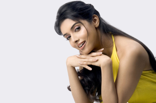 Asin Thottumkal Filmfare Awards Background for Samsung P1000 Galaxy Tab