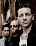 Das Linkin Park Wallpaper 128x160