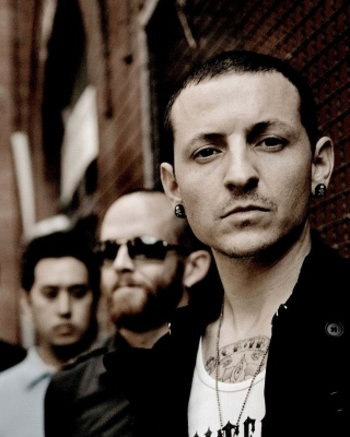 Linkin Park Background for Nokia Asha 306