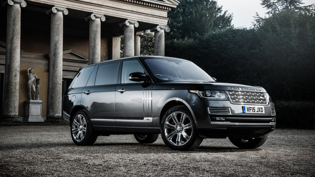 Range Rover Vogue wallpaper 1280x720