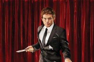 Free Knifey Dexter Picture for Android, iPhone and iPad
