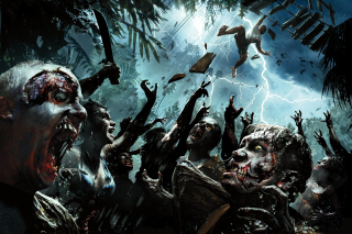 Dead Island: Riptide Wallpaper for Android, iPhone and iPad