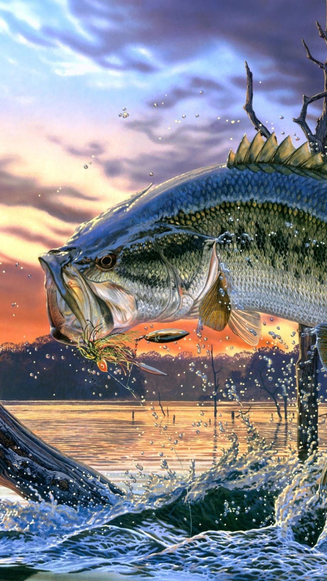 Крутые картинки с рыбой
