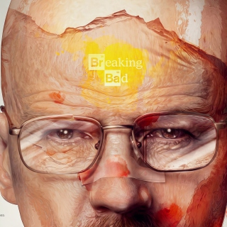 Kostenloses Breaking Bad Artwork Wallpaper für iPad 2