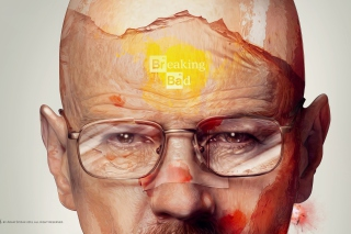 Kostenloses Breaking Bad Artwork Wallpaper für 800x480
