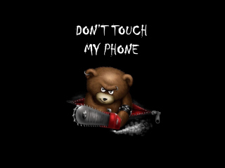 Dont Touch My Phone para Nokia X2-01