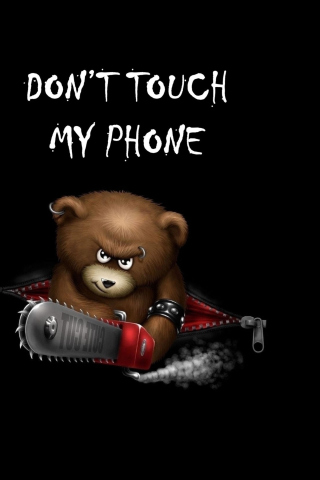Dont Touch My Phone para Huawei G7300