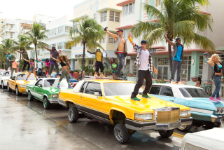 Step Up Revolution - Fondos de pantalla gratis para HTC One V