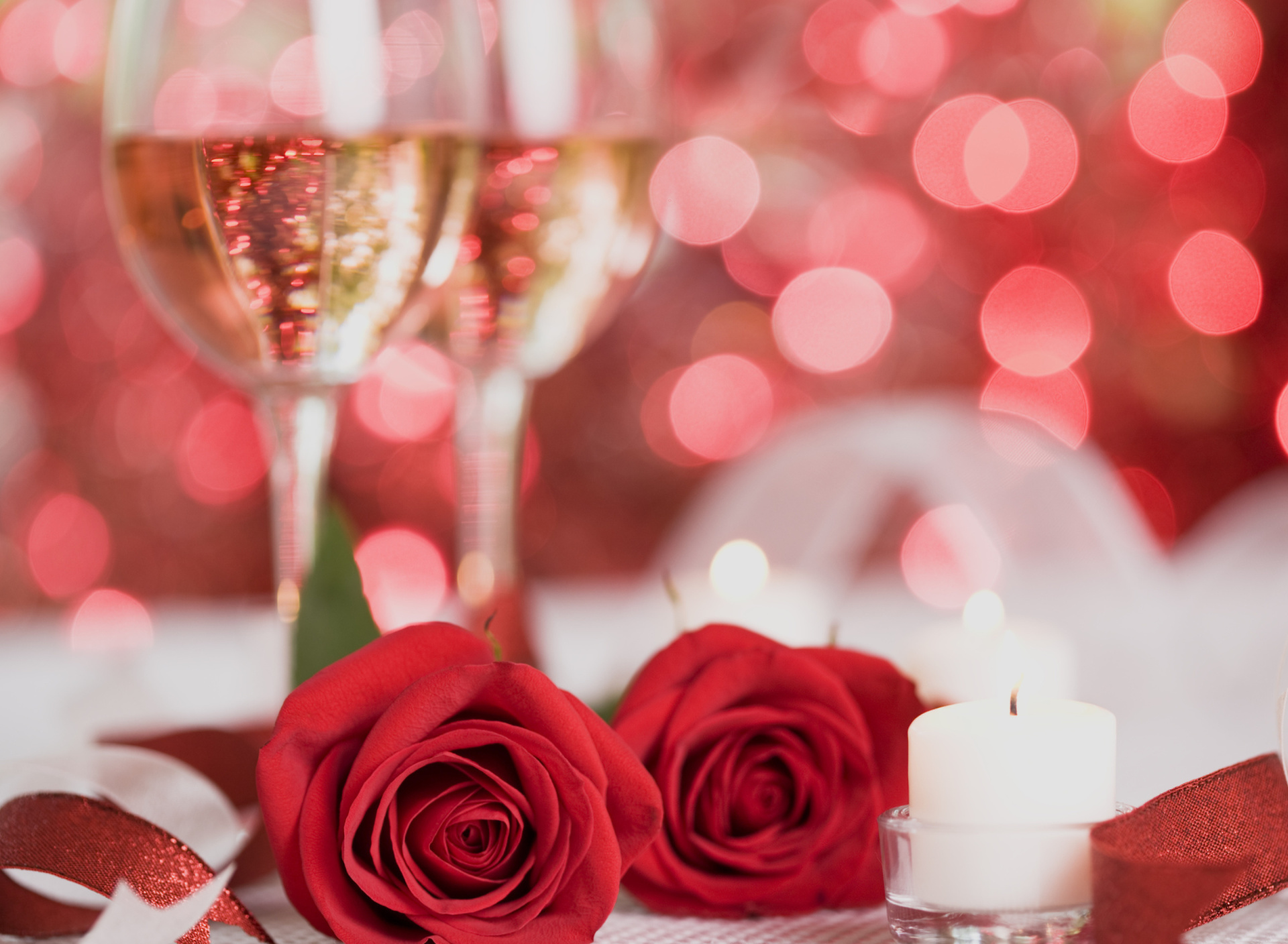 Романтичные фото открытки