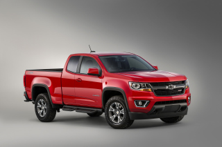 Kostenloses Chevrolet Colorado Pickup Small Truck Z71 Wallpaper für 1280x960