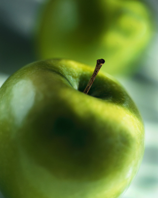 The Apple Wallpaper for Nokia C1-01