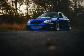 Subaru Impreza WRX STI Wallpaper for 2880x1920