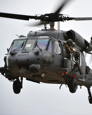 Free Sikorsky HH-60 Pave Hawk Picture for HTC Titan