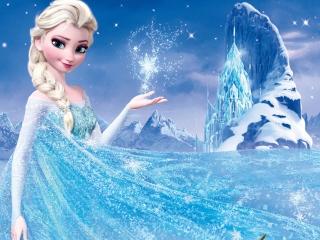 Frozen, Walt Disney para Nokia Asha 201