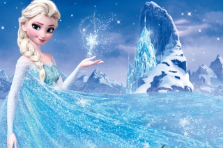 Free Frozen, Walt Disney Picture for HTC EVO 4G