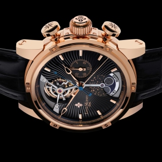 Louis Moinet Chronograph Wallpaper for iPad mini 2
