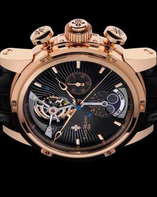 Louis Moinet Chronograph Wallpaper for Nokia C2-02