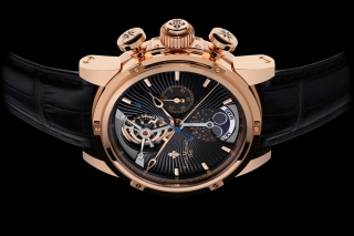 Louis Moinet Chronograph Background for Android, iPhone and iPad