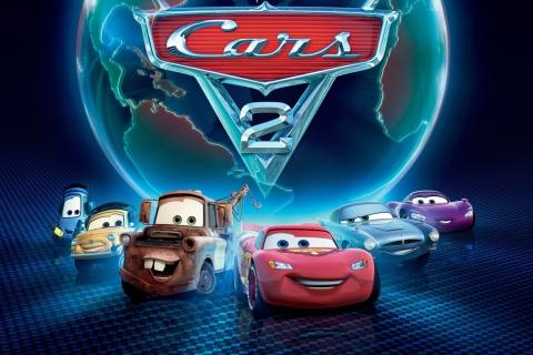 Cars 2 Movie para Sony Ericsson XPERIA X10 mini pro