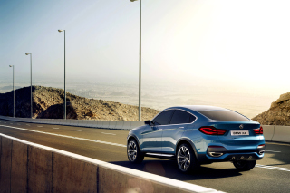 BMW X4 Picture for Android, iPhone and iPad