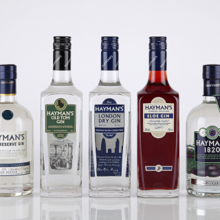 Haymans London Dry Gin sfondi gratuiti per iPad mini