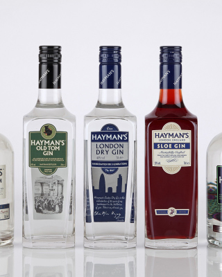 Free Haymans London Dry Gin Picture for Nokia Asha 311