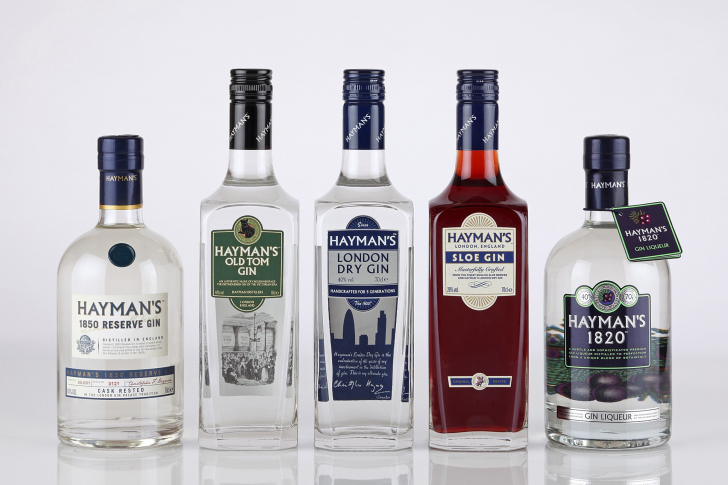 Haymans London Dry Gin wallpaper