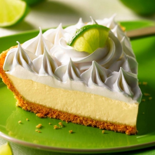 Lime Cheesecake - Fondos de pantalla gratis para iPad mini 2
