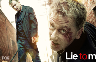 Lie To Me Wallpaper for Android, iPhone and iPad