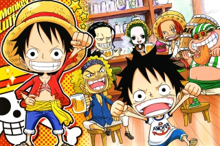 One Piece Background for Android, iPhone and iPad