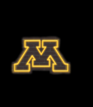 Minnesota Golden Gophers Background for Nokia Lumia 800