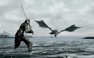 The Elder Scrolls V: Skyrim sfondi gratuiti per cellulari Android, iPhone, iPad e desktop