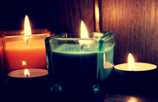 Romantic Candles sfondi gratuiti per cellulari Android, iPhone, iPad e desktop
