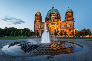 Berliner Dom sfondi gratuiti per cellulari Android, iPhone, iPad e desktop
