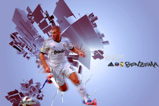 Karim Benzema Wallpaper for Android, iPhone and iPad